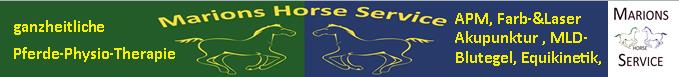 Marions Horse Service GmbH